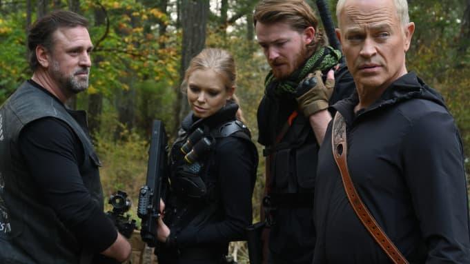 RLJE Films в ноябре покажет фантастический боевик Apex с Брюсом Уиллисом и Нилом МакДонафом
