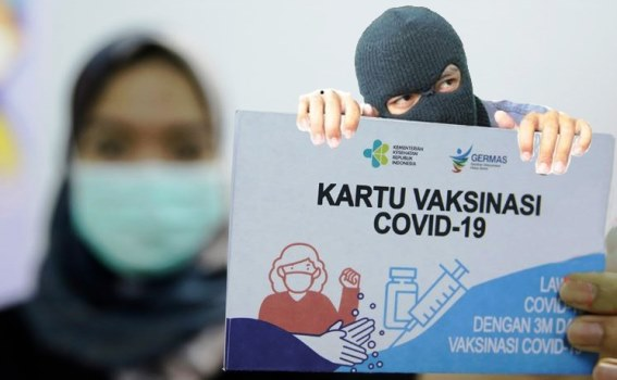 Bahaya Mengunggah Sertifikat Vaksinasi Covid 19 Di Media Sosial