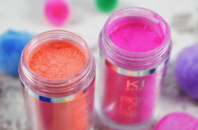 Kiko Pigment Loose Eyeshadow Fluo