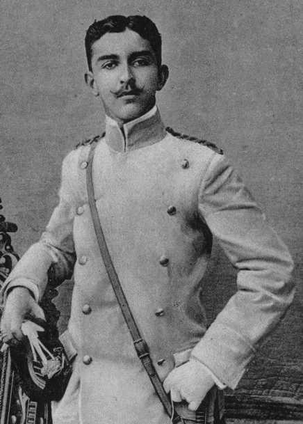 Pierre I roi de Serbie
