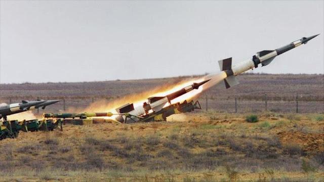Así funcionan misiles rusos que amenazan en Siria a cazas de EEUU