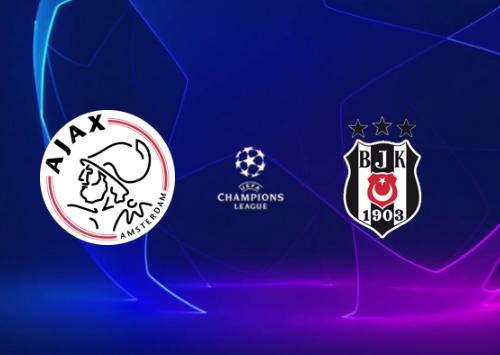 Ajax vs Besiktas -Highlights 28 September 2021