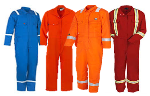 Safety coverall APD
