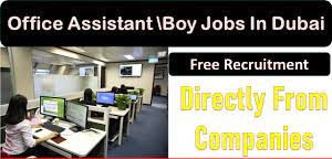 Hindi Speaking Office Assistant Recruitment in Abu Dhabi