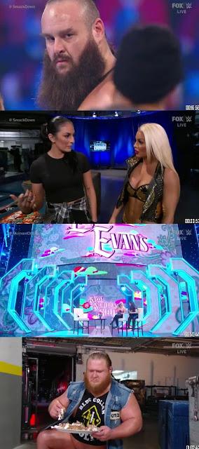 WWE Friday Night SmackDown 27th December 2019 Full Episode 480p HDTV || 7starhd