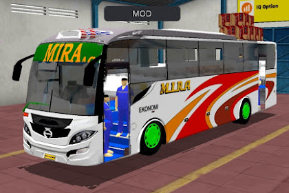Mod Bussid Bus Discovery Bumel - Mira