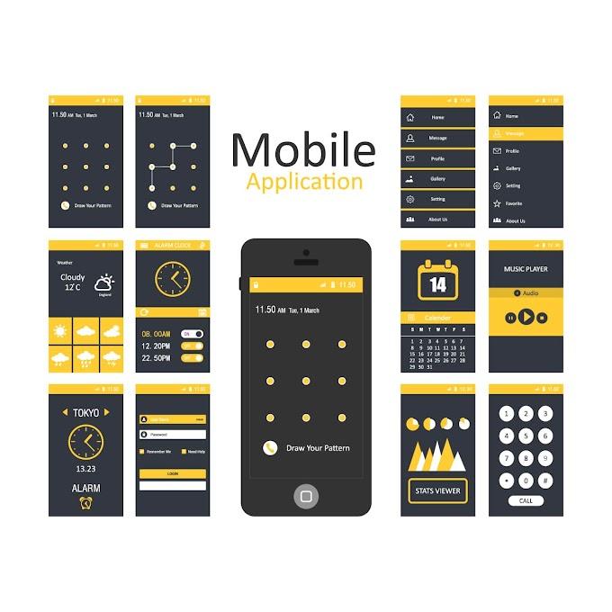 Mobile Application Templates