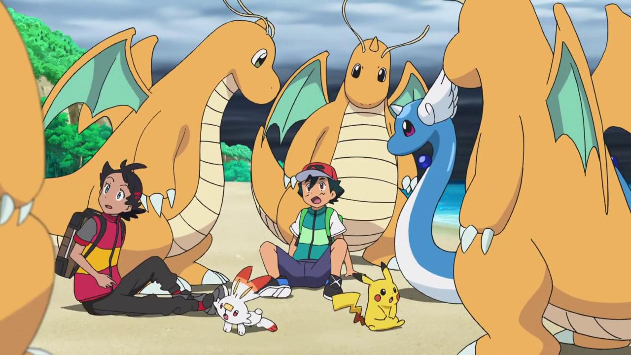 Pokémon Journeys: The Series Episode 10
