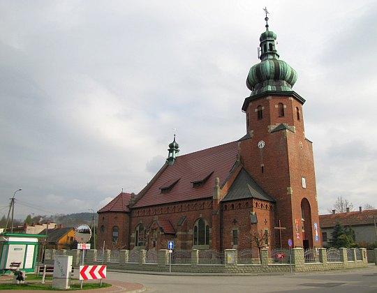 Kościół w Zembrzycach.