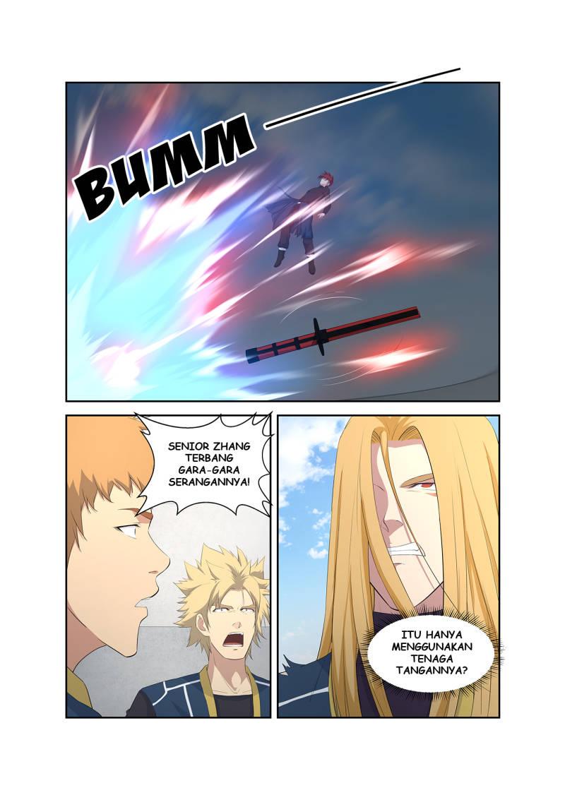 Heaven Defying Sword Bahasa Indonesia Chapter 54