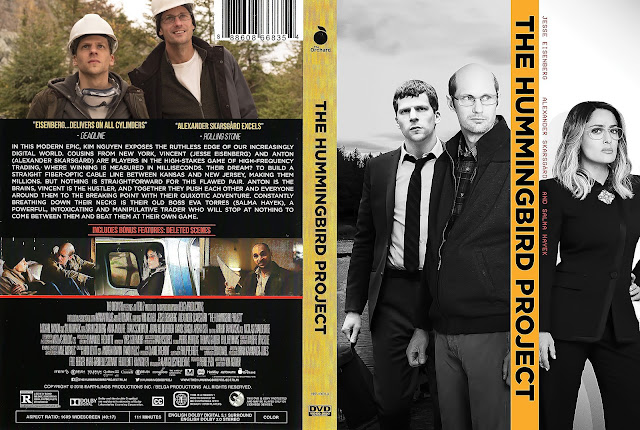 The Hummingbird Project DVD Cover