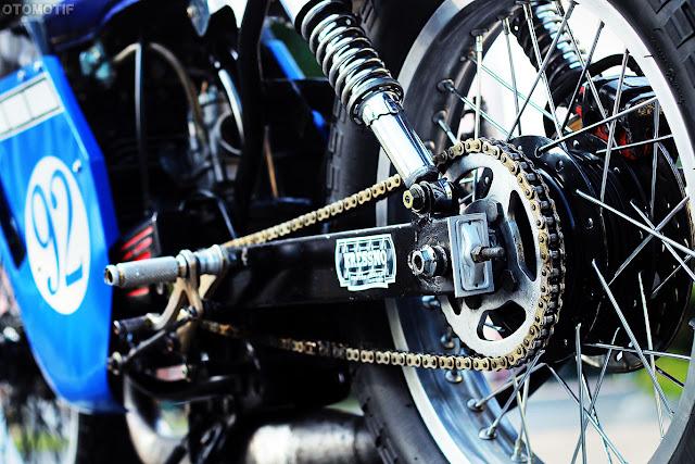 Teguh Setiawan's Yamaha RX-K 135 11