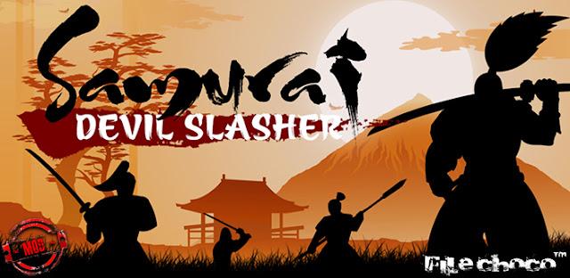 Samurai Devil Slasher v1.1.2 Apk Mod [Dinero]