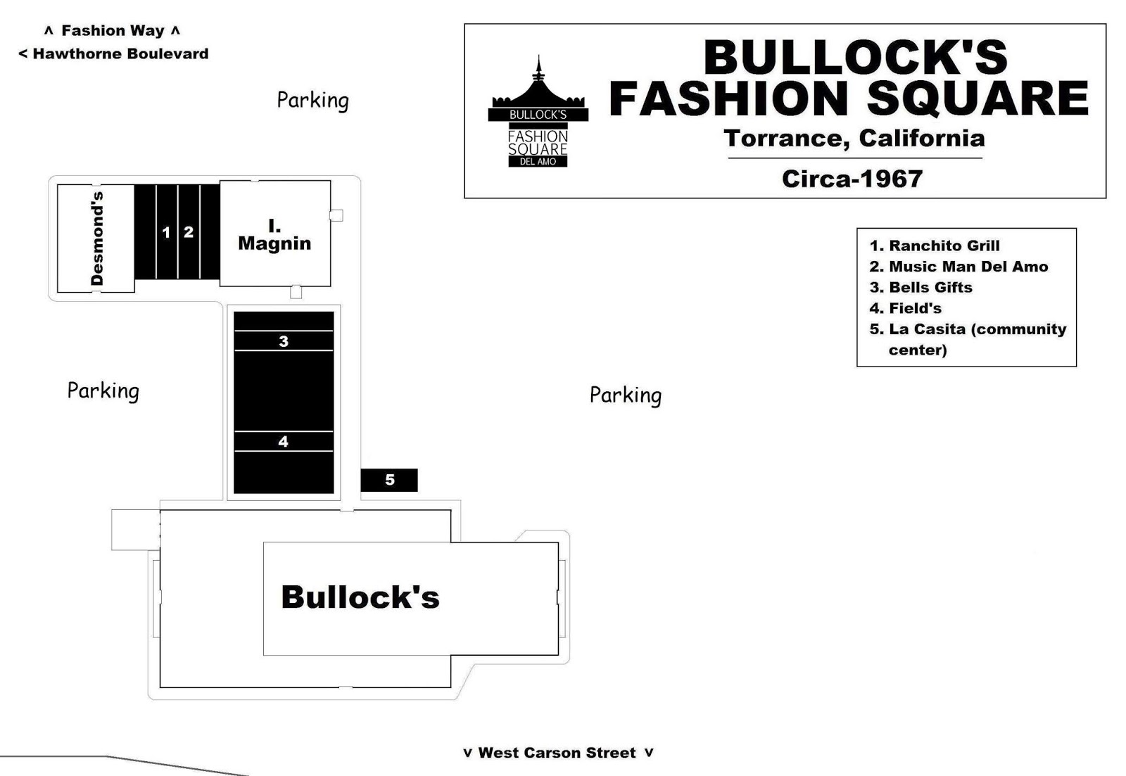 Scottsdale Fashion Square Mall Map | www.topsimages.com