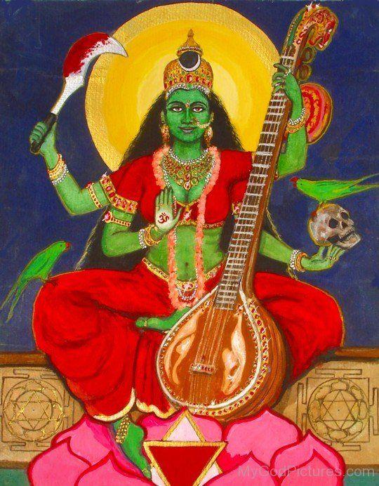मातंग शिव की महाशक्ति मातंगी