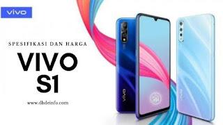 Spesifikasi dan Harga Vivo S1 Terbaru