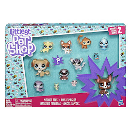 Littlest Pet Shop Series 2 Multi Pack Shug Gliderman (#2-109) Pet