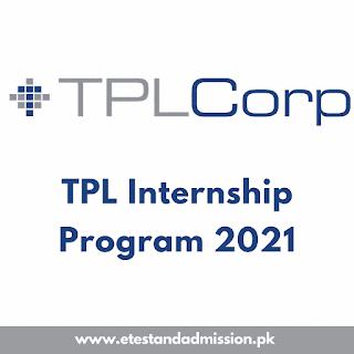 TPL Internship Program 2021