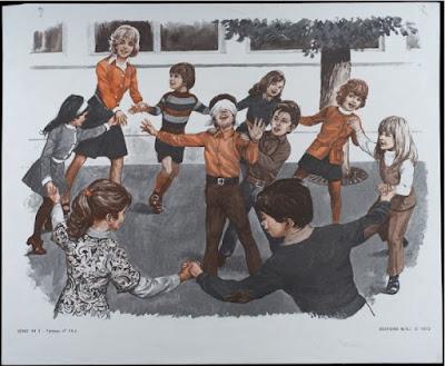 Tableau d'élocution MDI, 1972 (collection musée)