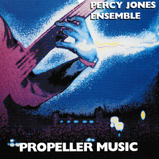 Percy Jones Ensemble - 1996 - Propeller Music