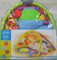 Baby Playmat Pliko PK50041 Butterfly PlayGym