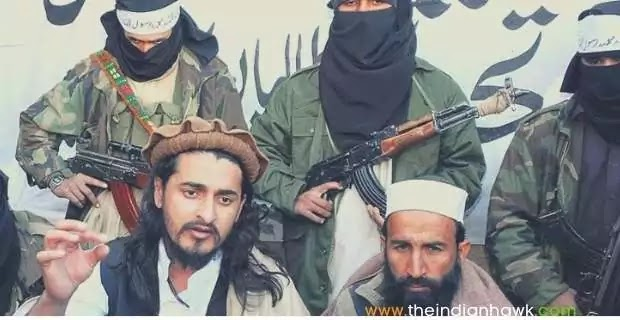 Taliban fighters after occupying kabul in afghanistan