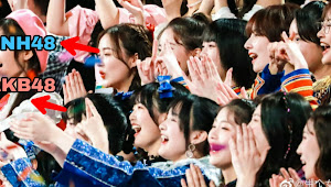 Makin Akur, SNH48 dan AKB48 Team SH Duduk Berdekatan Lagi di PRODUCE CAMP 2020