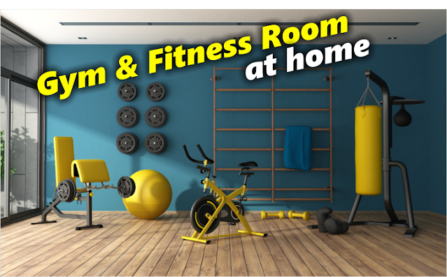 How to equip your home fitness room ?