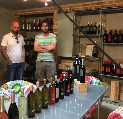 wine blogger francesco saverio russo