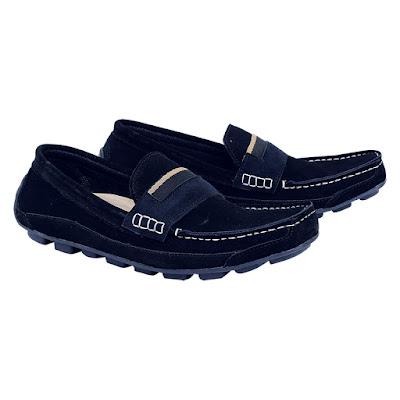 Sepatu Moccasin Pria Catenzo MA 004