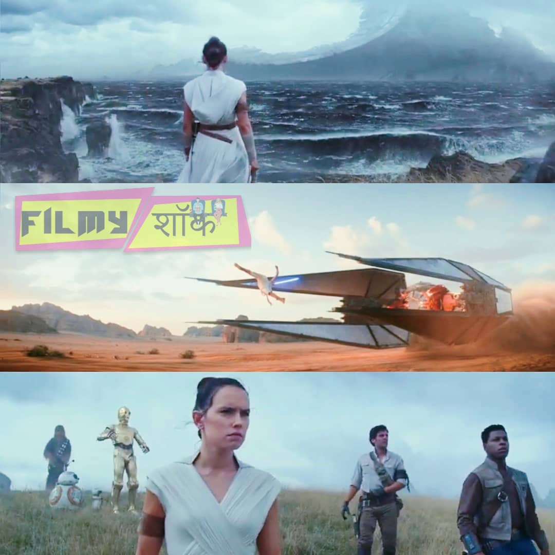 Star Wars The Rise Of Skywalker Movie Download 720p