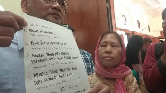 Surat Terbuka Ahmad Dhani dari Balik Rutan Medaeng: