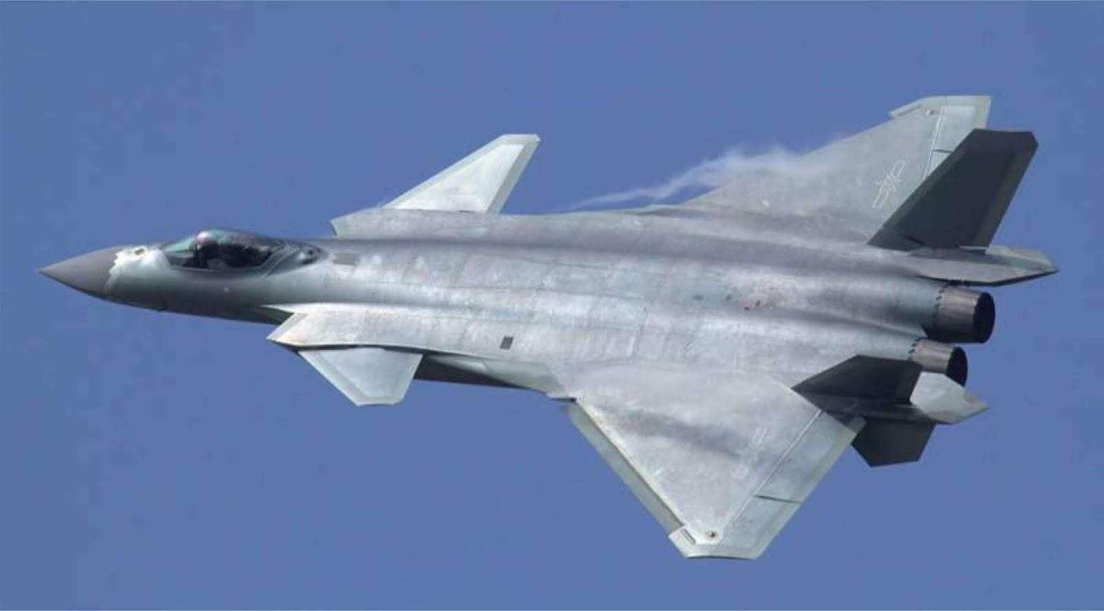 Pilot Uji Rusia menilai tentang pesawat tempur generasi ke-5 Cina