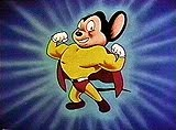 SUPER MOUSE (THE MIGHTY MOUSE)
