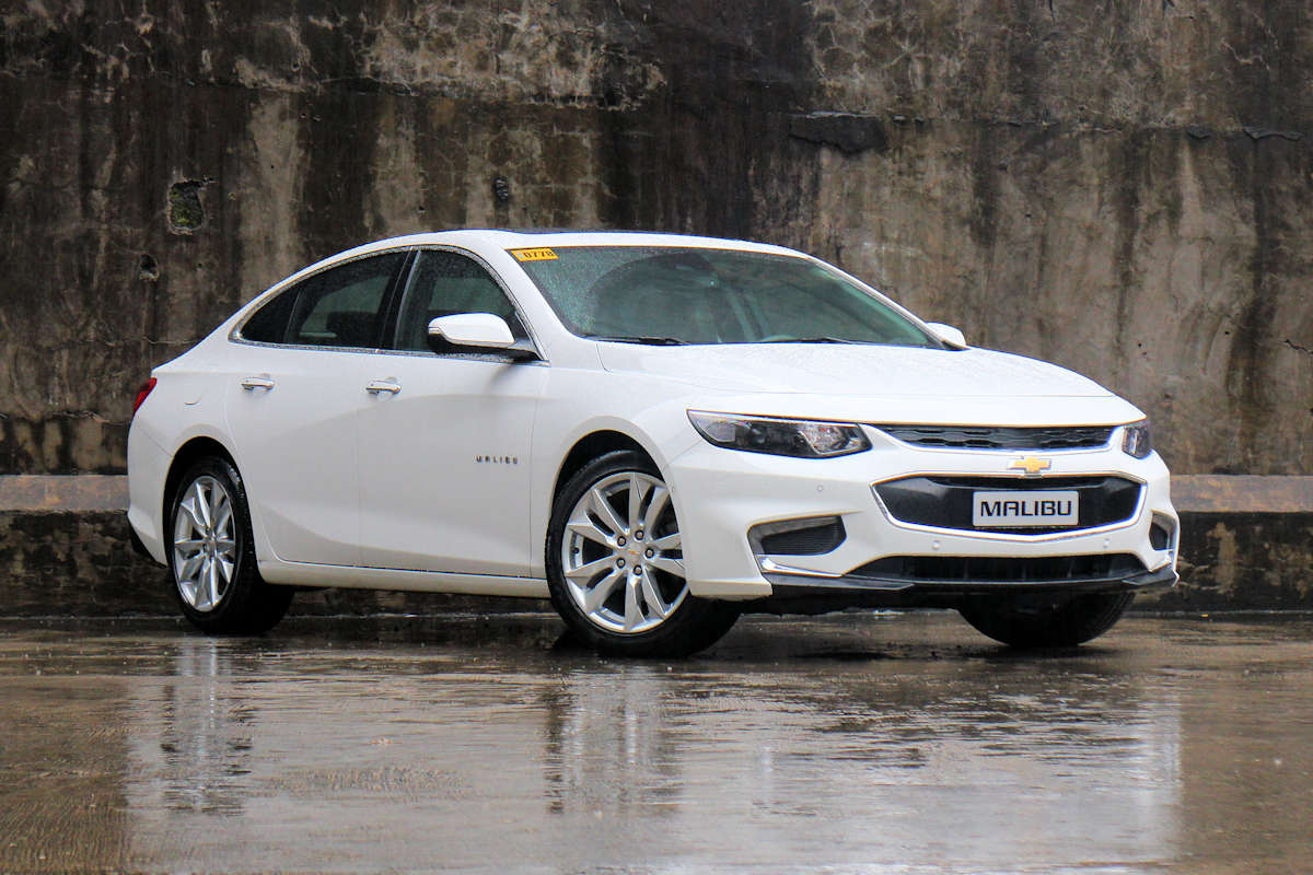 Review: 2018 Chevrolet Malibu 2.0 Turbo LTZ | Philippine ...