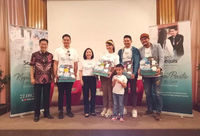 Sequis Meluncurkan Kopi Paste Kampanye Digital Bentuk Video Web Series