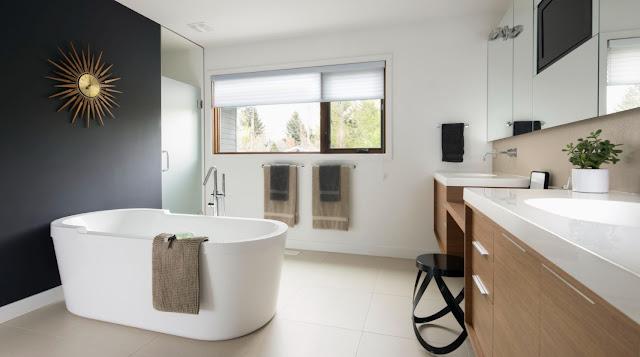 white master bathroom design ideas