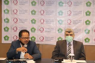 Gandeng Kemenag, Qatar Charity Teken MoU Senilai 420 Miliar