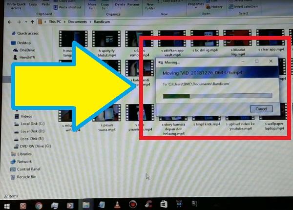 cara memindahkan foto dari hp ke laptop menggunakan kabel usb 9