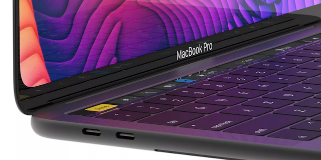 "MacBook Pro 16 "": keys with scissor mechanism and debut in September 