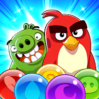 Angry Birds POP Blast Mod Apk