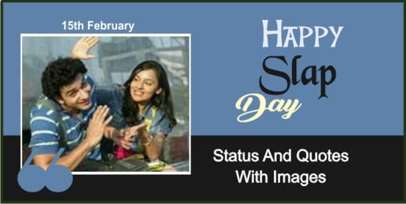 Happy Slap Day Quotes In Hindi