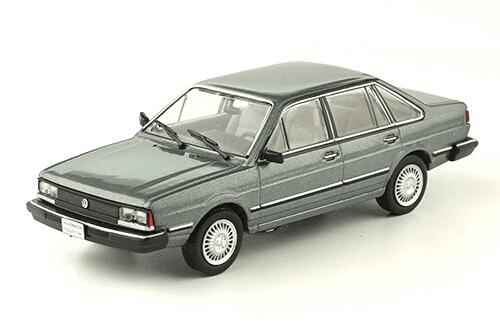 volkswagen Corsar CD 1984 1:43, volkswagen collection, colección volkswagen méxico