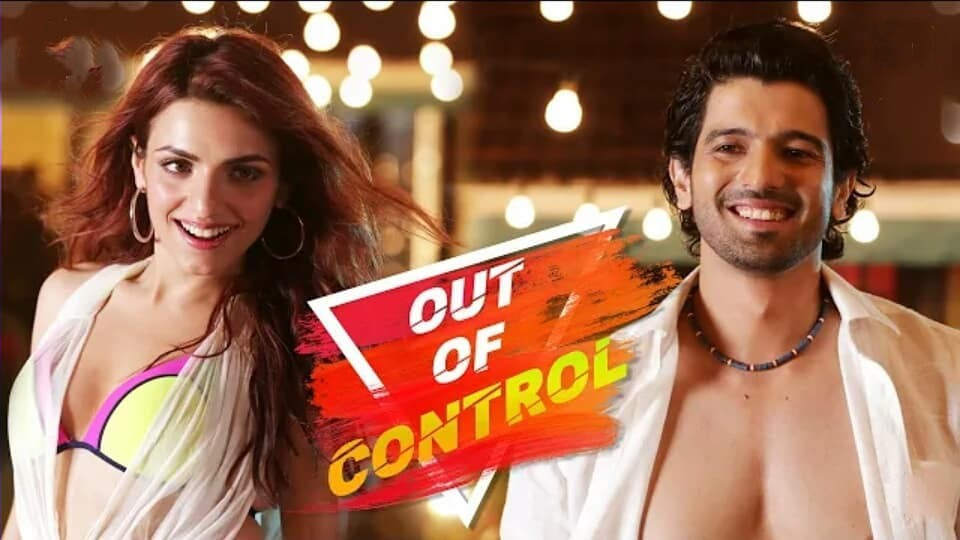 Out Of Control Lyrics Images By Sukriti Kakar