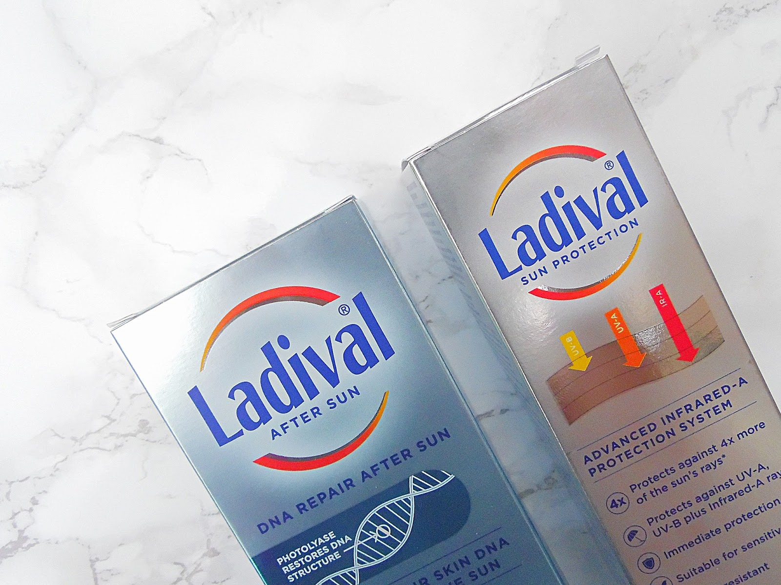 Summer Sun Essentials from Ladival