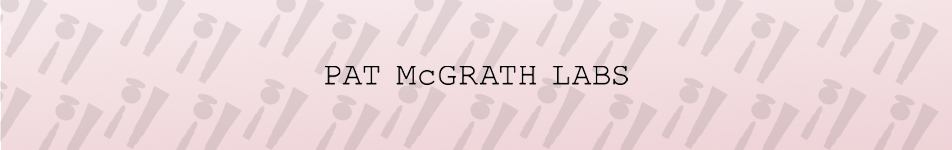 Pat McGrath להזמין פת מקגראת׳ לישראל