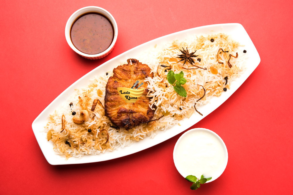 Fish Biryani Recipe in Hindi