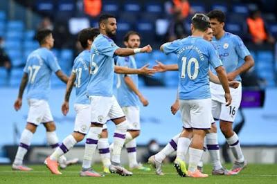 ملخص واهداف مباراة مانشستر سيتي وبيرنلي (3-0) كاس رابطة الاندية الانجليزية