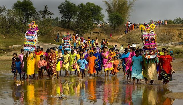 Rural Festival in Jharkhand