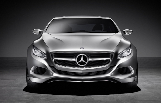 2010 Mercedes F800 Style Concept New Release